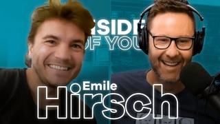 EMILE HIRSCH: Into the Wild & Impostor Syndrome (2021) Inside of You w/ Michael Rosenbaum #iou