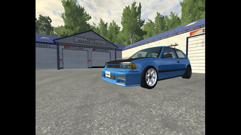 Track Edit Covet 200 HP Turbo SOHC 230kmh Fast Speed Drive