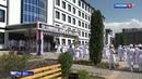 Вести в 20:00 • В Грозном открыт новый корпус городской клинической больницы