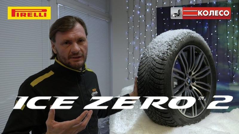 Pirelli Ice Zero 2 обзор от Георгия Божедомова PIRELLI Специально для сети КОЛЕСО