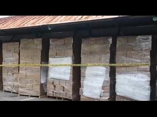Сегодня в Малайзии изъяли самую крупную партию наркотиков за всю историю страны - 16 тонн колёс, в которые запихнули наркотики.