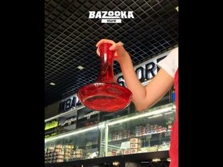 Видео от Bazooka Store | Кальян | Табак | Ковров