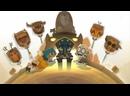Мини Вакфу Мini Wakfu 3 серия 2009