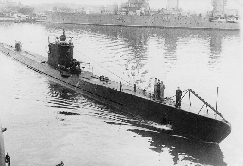 Подводная лодка «С-31»
