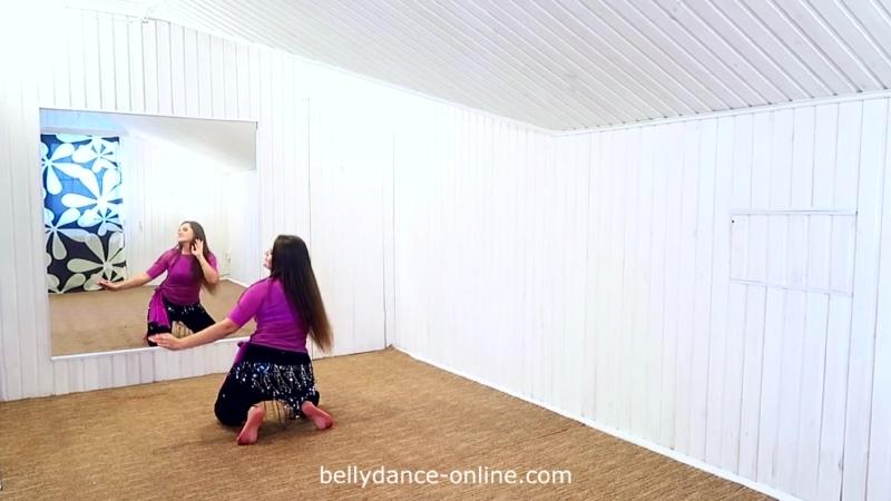 Online choreo Awalim _ Онлайн хореография Авалим _ bellydance-online.com Карина Чистова