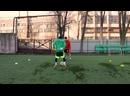 Как БЫСТРО БЕГАТЬ в футболе! СЕКРЕТ СКОРОСТИ и обучение ФИНТАМ МБАППЕ! играй как B2uj0IjjePo