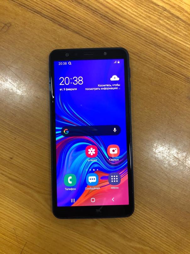 Купить или обмен на Apple Samsung Galaxy A7 2018 4 гб | Объявления Орска и Новотроицка №13880