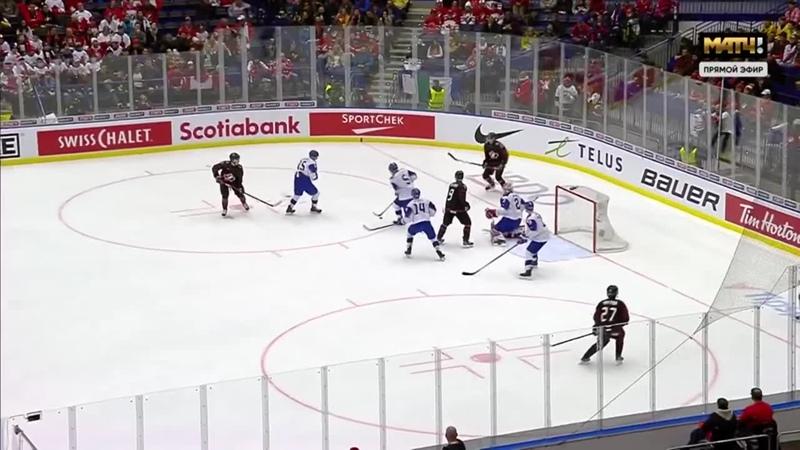 2020.01.02 Канада - Словакия (ЧМ u20, 1-4 финала, Острава)