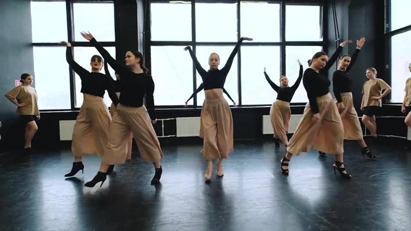 HIGH HEELSJAZZ FUNK collaboration   Kataeva Ira   FLORIDA dance school