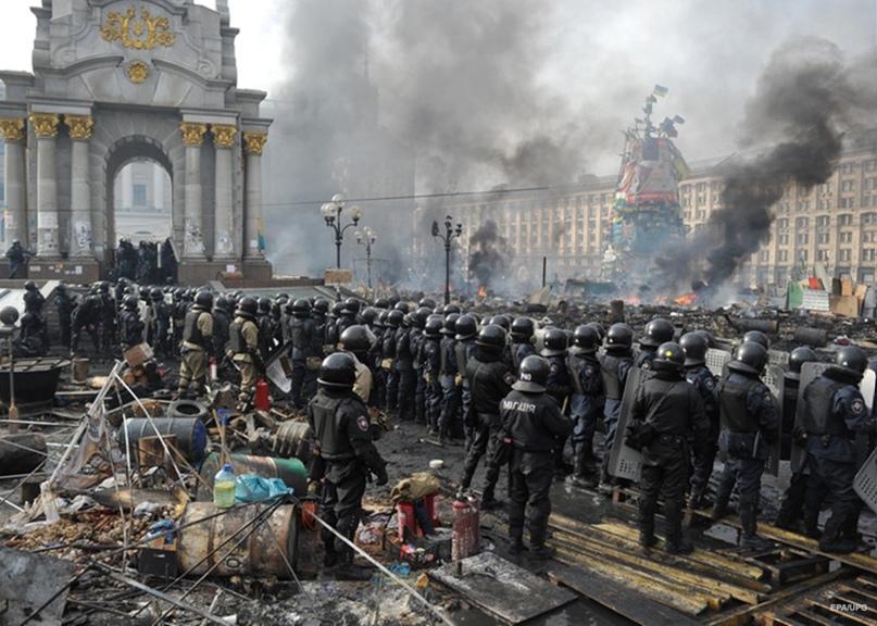 Украина ввела санкции против силовиков времен Януковича