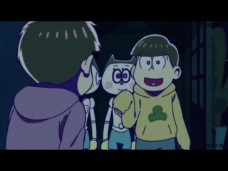 [AniDub] 05 серия - Дядька Осомацу TV-3 / Osomatsu-san S3 [9й Неизвестный, Lelik_time]