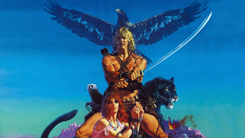 Повелитель зверей 1982 The Beastmaster