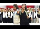 Танцы в Череповце с Викторией Никитиной и Юлией Соловьевой I Pop Smoke - Make It Rain I Танцевальный Центр ЭЛЕФАНК