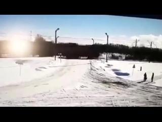 Поезд сбил машину   Фарш