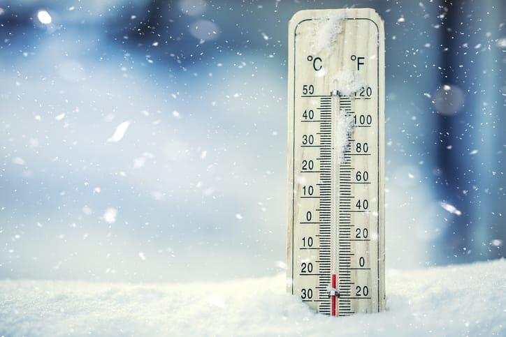 Региональное ГУ МЧС России предупреждает о значительном понижении температуры воздуха