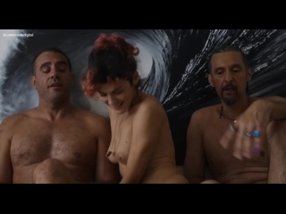 Audrey Tautou Nude - The Jesus Rolls (2019) + slomo Wathc Online / Одри Тоту - Дальше некуда