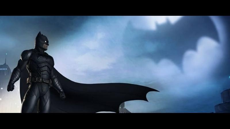 Песня про лучшего защитника готэма Тёмный рыцарь Бэтмена