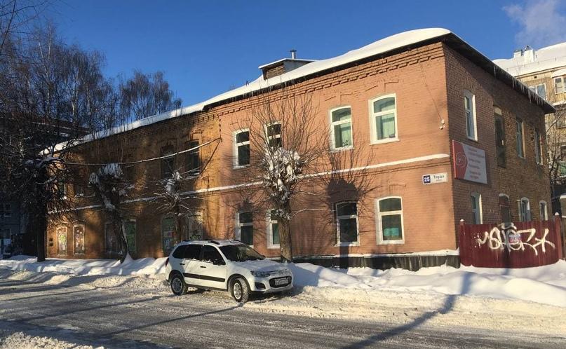 Дом Ивановской. 2021 г.