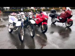 Забрали мотоциклы с аукциона BDS KANTOU