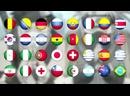 «Стихия Воды: Дзюцу водяного дракона!» на разных языках | Часть 1
