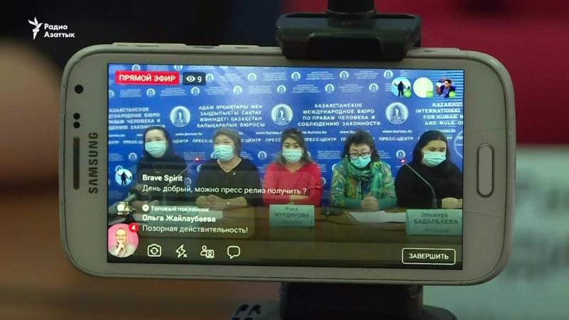 Работники алматинской неотложки вновь требуют коронавирусных надбавок