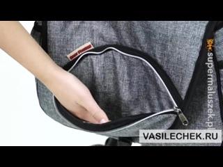Reindeer Style Len 2 в 1  видео обзор детская универсальная модульная коляска 3 в 1 рэйндир стайл лен maxima