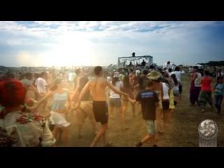 Эко-Этно Фестиваль FourЭ - 2013 _ Алматы Казахстан - YouTube