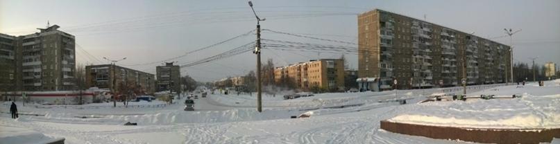 Вид на Ленинградский Пропект