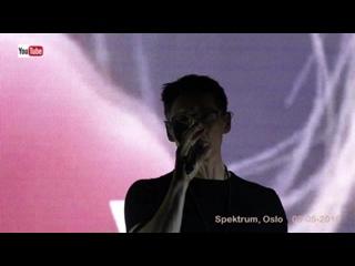 a-ha live - Under The Makeup (HD), Spektrum, Oslo - 03-05-2016