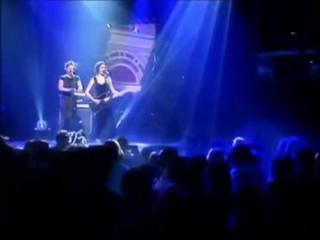 Bjork  PJ Harvey perform I Cant Get No Satisfaction - BRIT Awards 1994