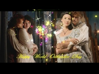 Happy World Outlander Day