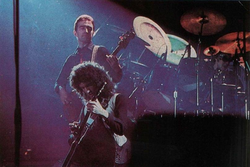 Queen: концерт в Загребе, Dom Sportova, 6 февраля 1979 года.