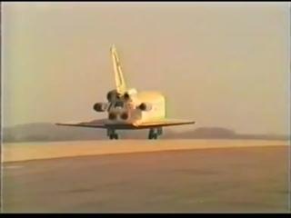Испытания «Буран» № (БТС-002, ОК-ГЛИ) Лётный образец.
