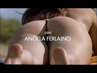 Nackt Angela Ferlaino  Angela ferlaino
