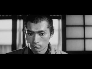САМУРАЙ ШПИОН (1965) - боевик, драма. Масахиро Синода  720p