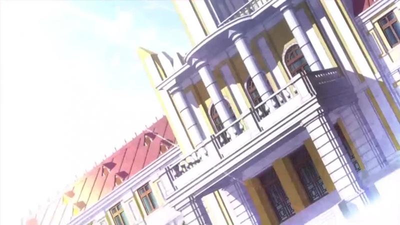 Образец простолюдина в школе благородных девиц 6 серия AniDub mp4
