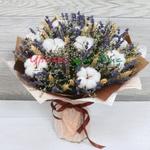 Сухоцвет с лавандой