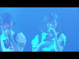 Yamada Suzu, Ishida Yuumi, Yamamoto Mikana, Mita Mao - Sunahama de Pistol @ 181205 NMB48 Stage Under Girls