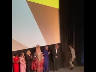 Armando Iannucci introduces the cast