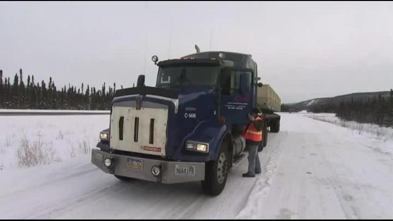 Ледовый Путь Дальнобойщиков 3 сезон 03 серия Канадское вторжение Canadian Invasion