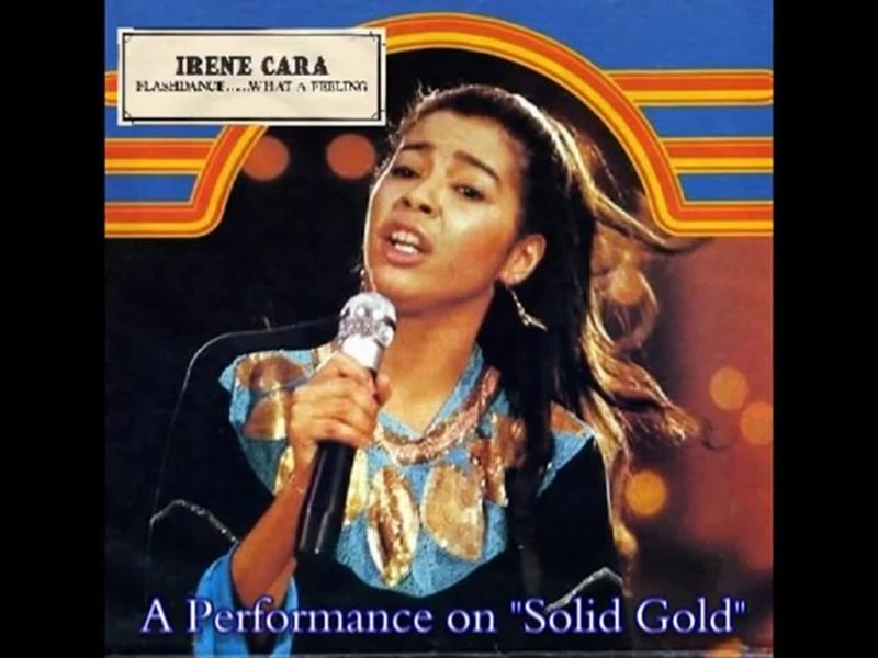 Irene Cara - Flashdance...