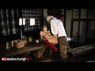 The Witcher Clea Gaultier XXX Parody Episode 3 Ведьмак Порно Пародия