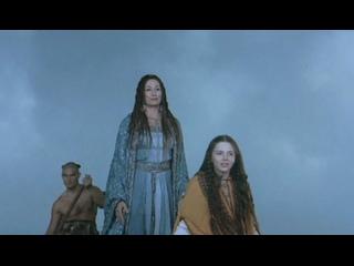 """""""Туманы Авалона"""". Моргана отправляется в путешествие учиться у Вивианы"""