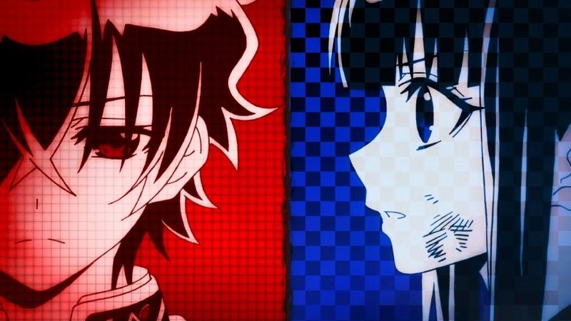аниме 2016 Две Звезды Онмеджи 1 12 из 50 Sousei no Onmyouji все серии