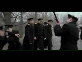 Адмирал.Расстрел боевых флотских офицеров.
