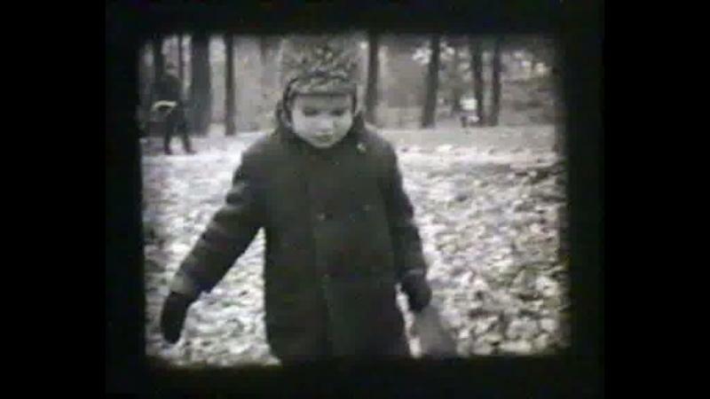 Ленинград Листья жёлтые 1970 71