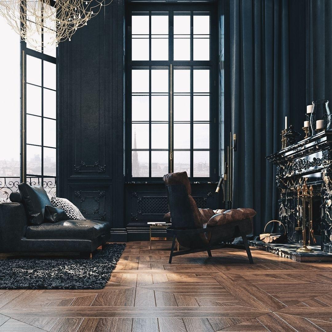 Восхитительные апартаменты в Париже