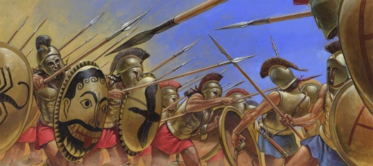 Древняя Греция: великая осада Сиракуз