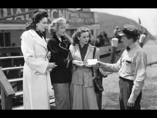 Письмо трём жёнам. 1949  16+