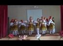 Ансамбль Затейники МБОУ БГО ООШ №9 4-а класс, танец Брови